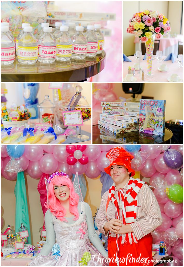 Candyland Themed Birthday Party #firstbirthdayparty  Photographed by Thruviewfinder Photographer www.thruviewfinder.com Venue : Braemar Country Club, Tarzana, CA