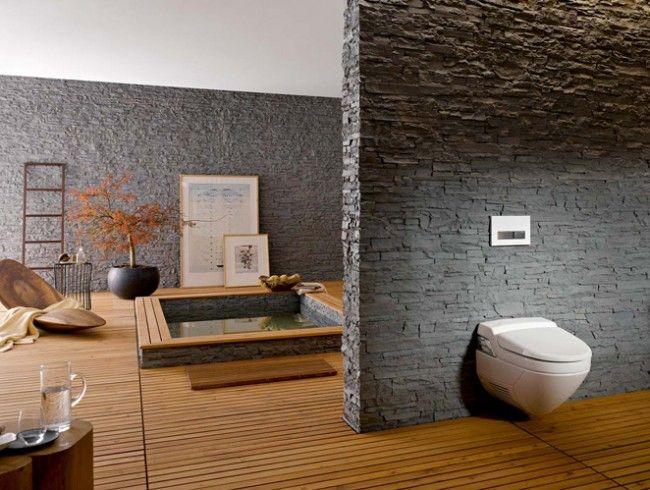 decoration salle de bain japonaise d co pinterest decoration. Black Bedroom Furniture Sets. Home Design Ideas