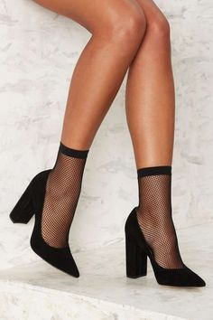 Net Gala Fishnet Sock