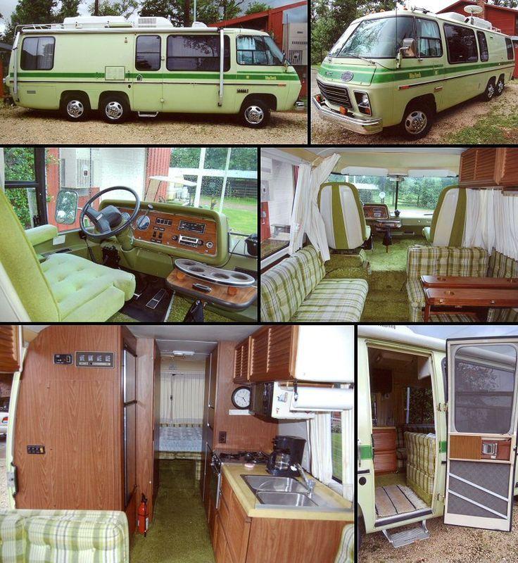 1984 Ford Midas Motorhome – Name