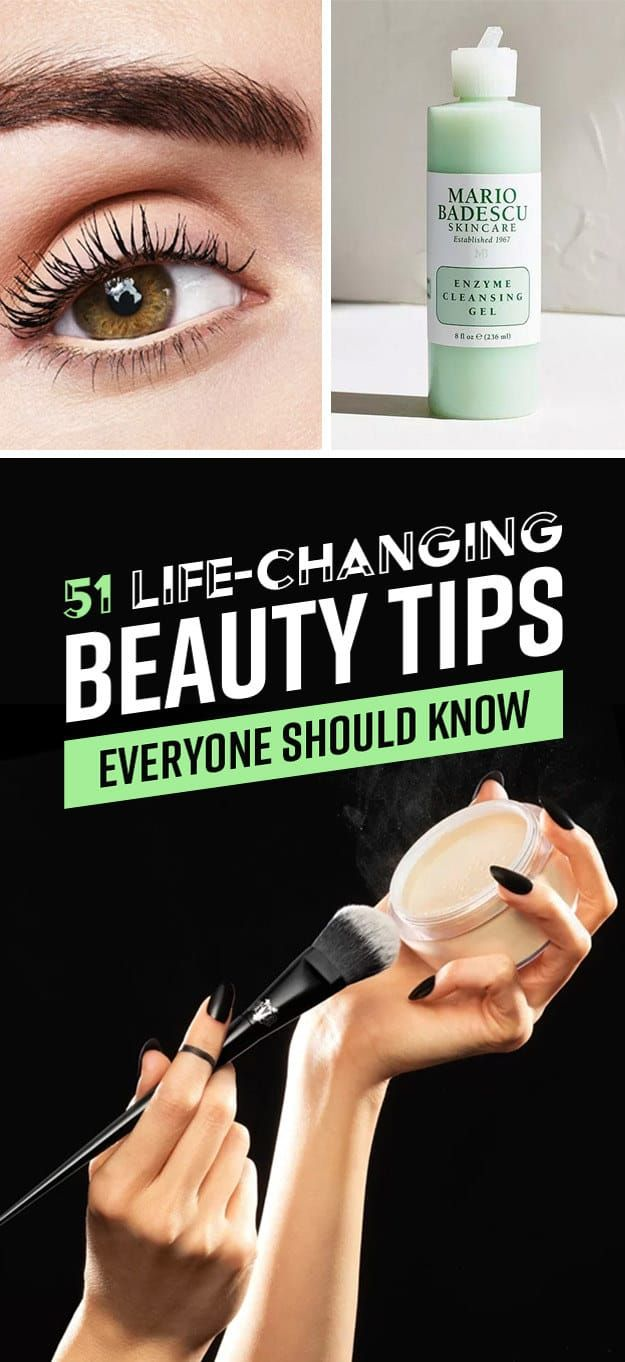 51 Life Changing Beauty Tips Everyone Should Know Skin Care Beauty Hacks Skin Care Tips