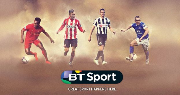 BT Sport outside UK - Unblock & Watch