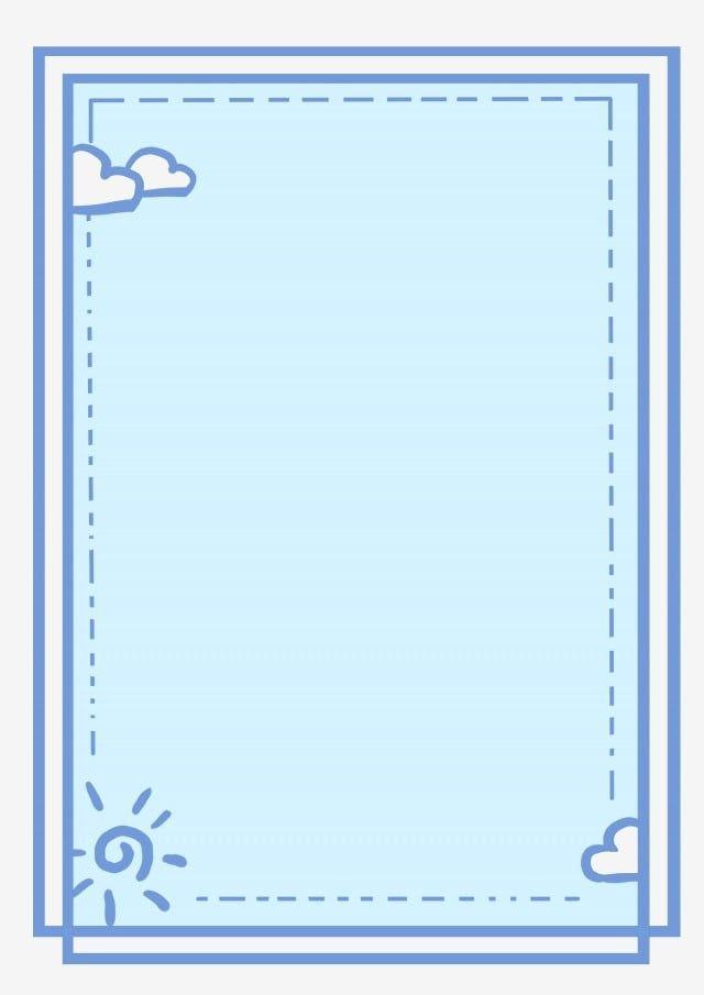 15+ Cute Teal Frame Clipart