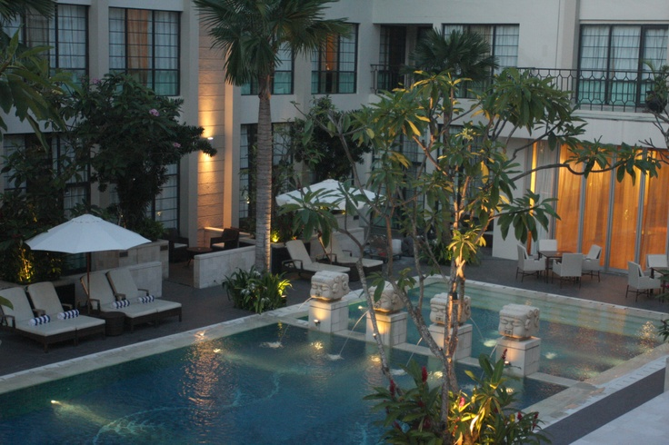 The Courtyard Pool