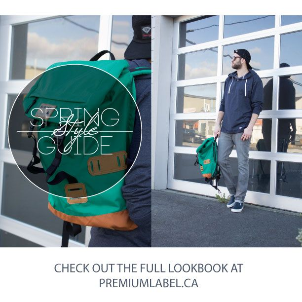 Spring trends, styles & looks for men, women & kids from the best brands in skate, snow, surf & style! Check out the full lookbook: http://www.premiumlabel.ca/outlet/news/spring-style-guide