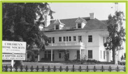 Children's Home Society of California | About CHS | Our History