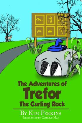 This is what I will read to my kids. Who needs Cinderella when you have Trefor?