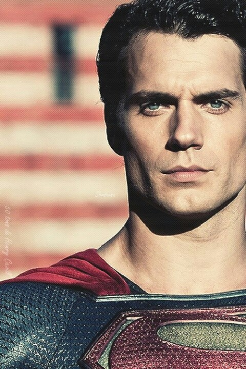 Superman, Henry Cavill.