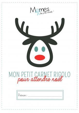 Le cahier d'activités de Noël pour les petits - Momes.net