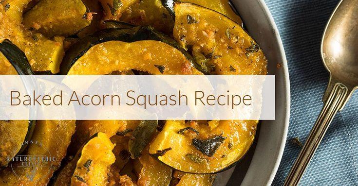 Baked Acorn Squash Recipe - 572 Bloor St W #201 Toronto ON M6G 1K1 647-624-5800 https://goo.gl/maps/uVRBvcyoUa62 | #WP