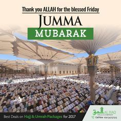 Thank You ALLAH (S.W.T) for the blessed day... Jumma Mubarak #JummaMubarak #Jumma #Allah #Blessed #Muslim #Friday #Blessedday #Madinah #Ummrah #Alhaqtravel #London