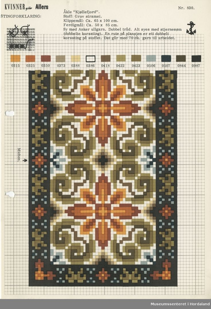 Resultado de imagem para carpets and rugs,cross stitch needlepoint pinterest