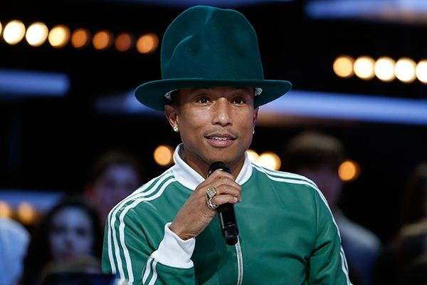 Pharrell Partners With United Nations for 'International Day of Happiness' | Music News | Rolling Stone