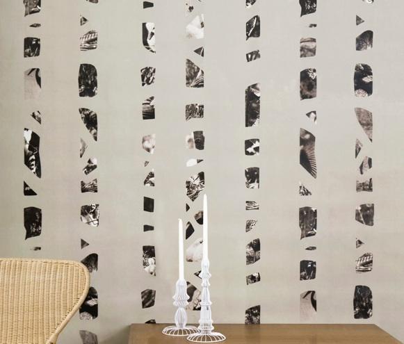 Behind Trees. Design Julia Heurling.
