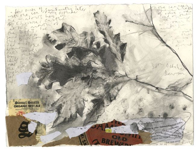Kurt Jackson, The Dart represented by Redfern Gallery