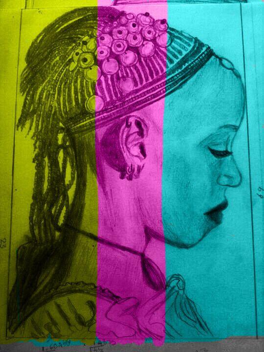 Thandie by Carla Heilig