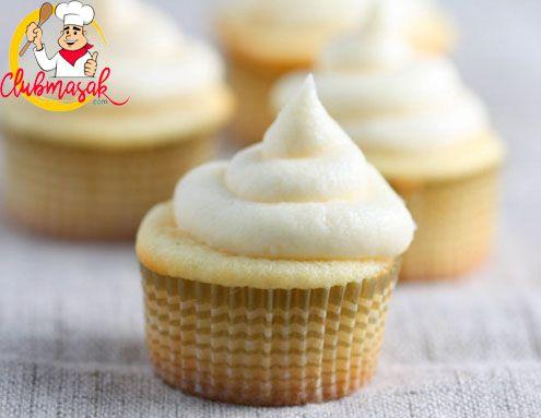 Resep Vanila Cupcake, Resep Vanila Cupcake Ncc, Club Masak