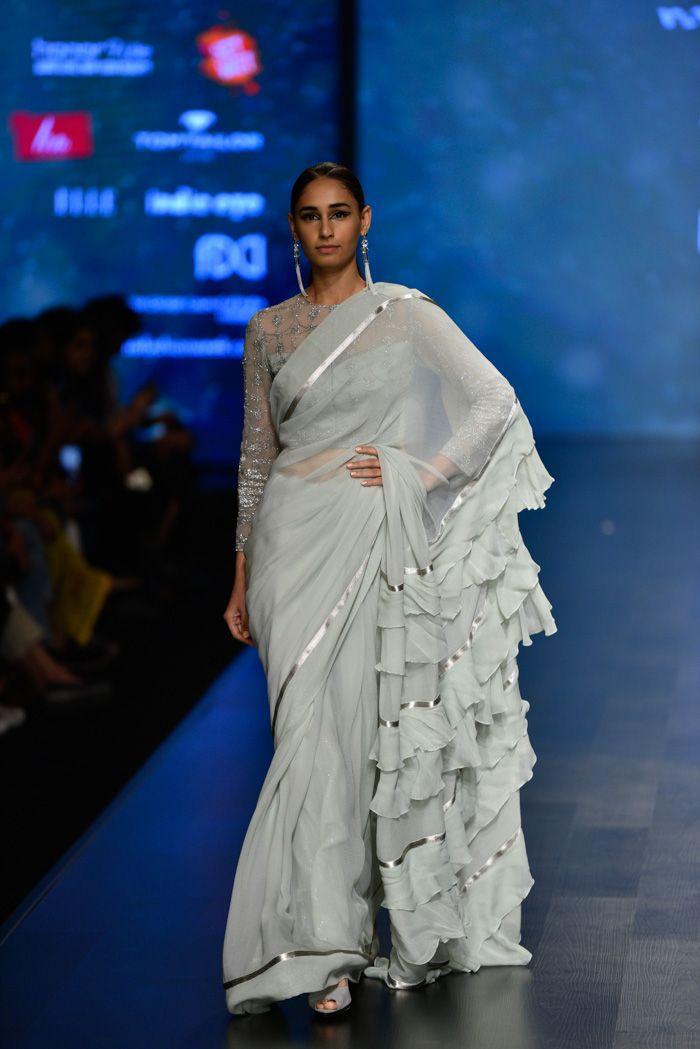 Rabani and Rakha   Amazon India Fashion Week Autumn Winter 2018 #rabaniandrakha #AIFWAW2018 #indiancouture #PM