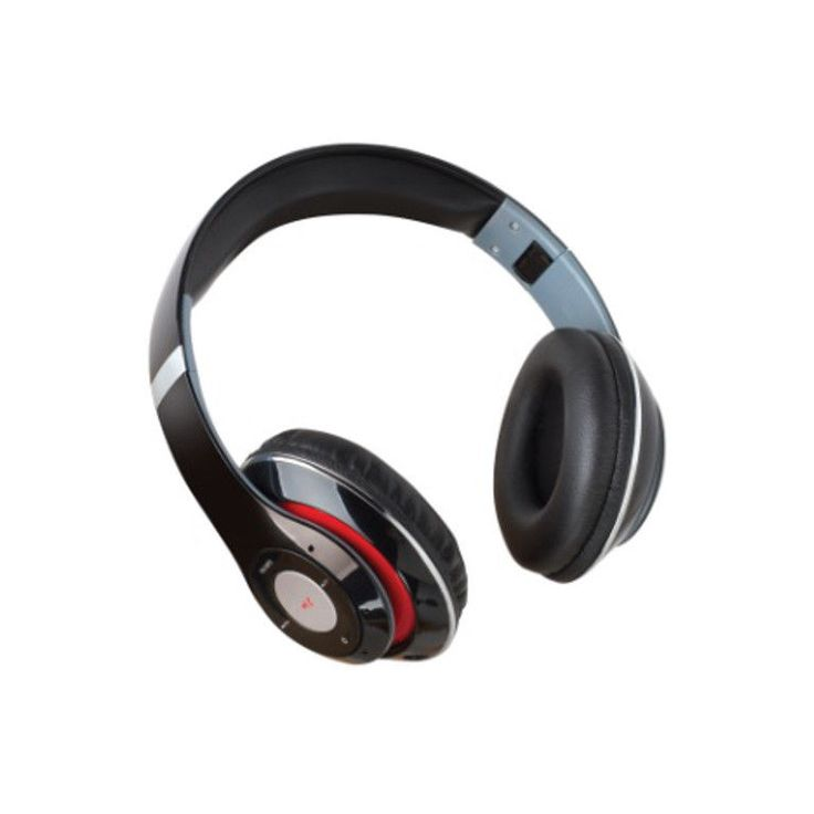Kopfhörer Bluetooth mit Mikrofon HD Wireless Headset MicroSD FM Radio Kabellos