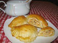 Legjobb receptjeim- avagy az étkezés összetartja a családot: CSIRKÉS PIROGOK