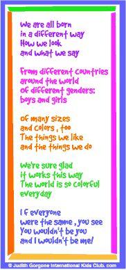 international kids song
