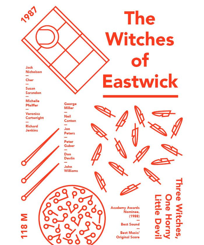 The Witches of Eastwick by Harrison Park