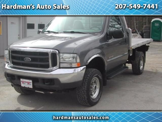 Used 2004 Ford F-350 SD XL 4WD for Sale in Whitefield  ME 04353 Hardman's Auto Sales
