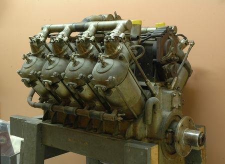 Indian Experimental Aircraft Engine Bit Big For A Bike
