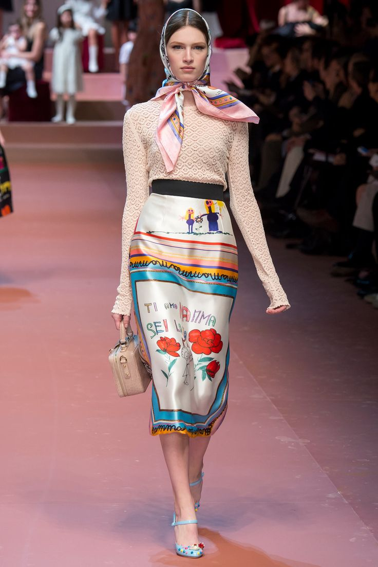 Dolce & Gabbana - Fall 2015 Ready-to-Wear - Look 83 of 91