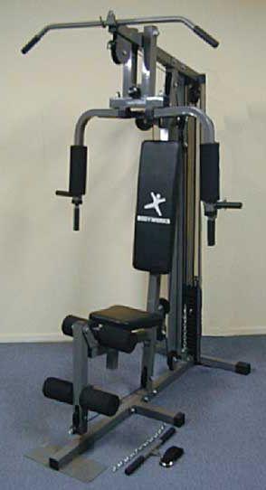 Unique Powerhouse Home Gym Equipment