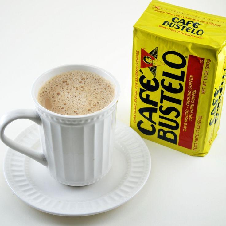 Bustelo is the best. Coffee lover, Cafe bustelo, Cuban