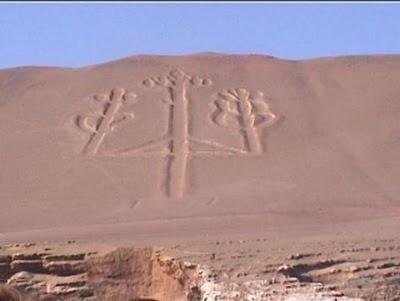 Las lineas de Nazca. Peru