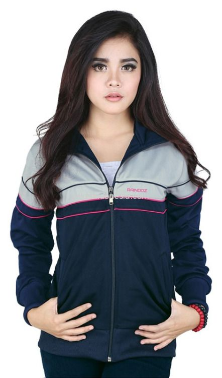 Jaket wanita RYI 090 adalah jaket wanita yang nyaman untuk...