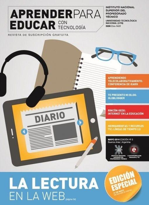 Nuevo número de la revista gratuita para educadores: Aprender para Educar