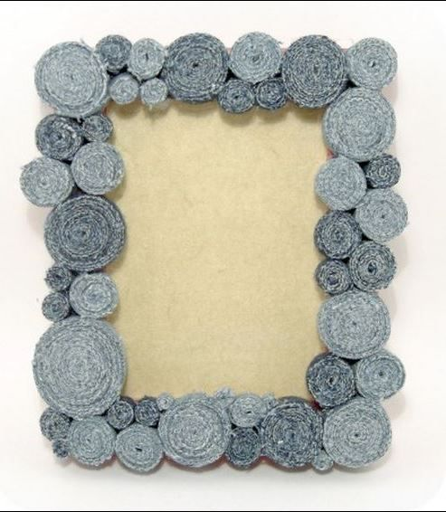 7 Sewing Projects Made From Old Jeans