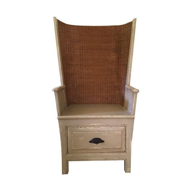 Image of Richard Mulligan Orkney Cottage Chairs - Pair Would be great in the country...