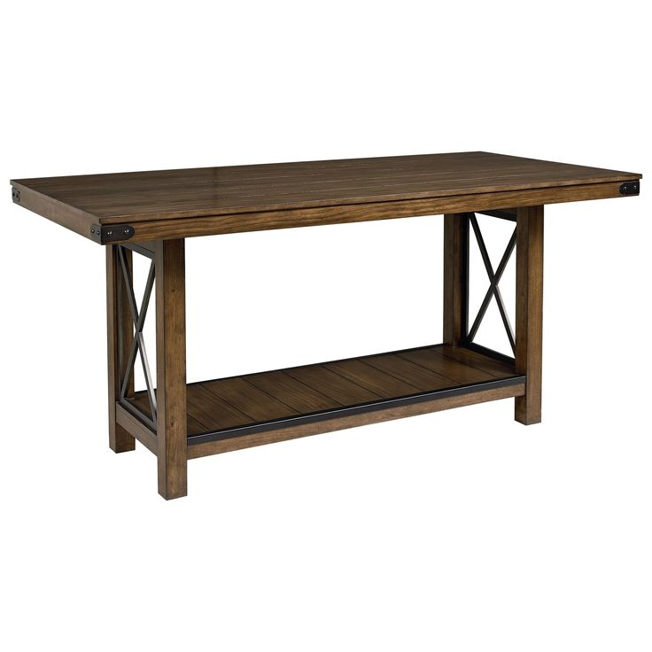 Shop For The Standard Furniture Benson Counter Height Table At Miskelly