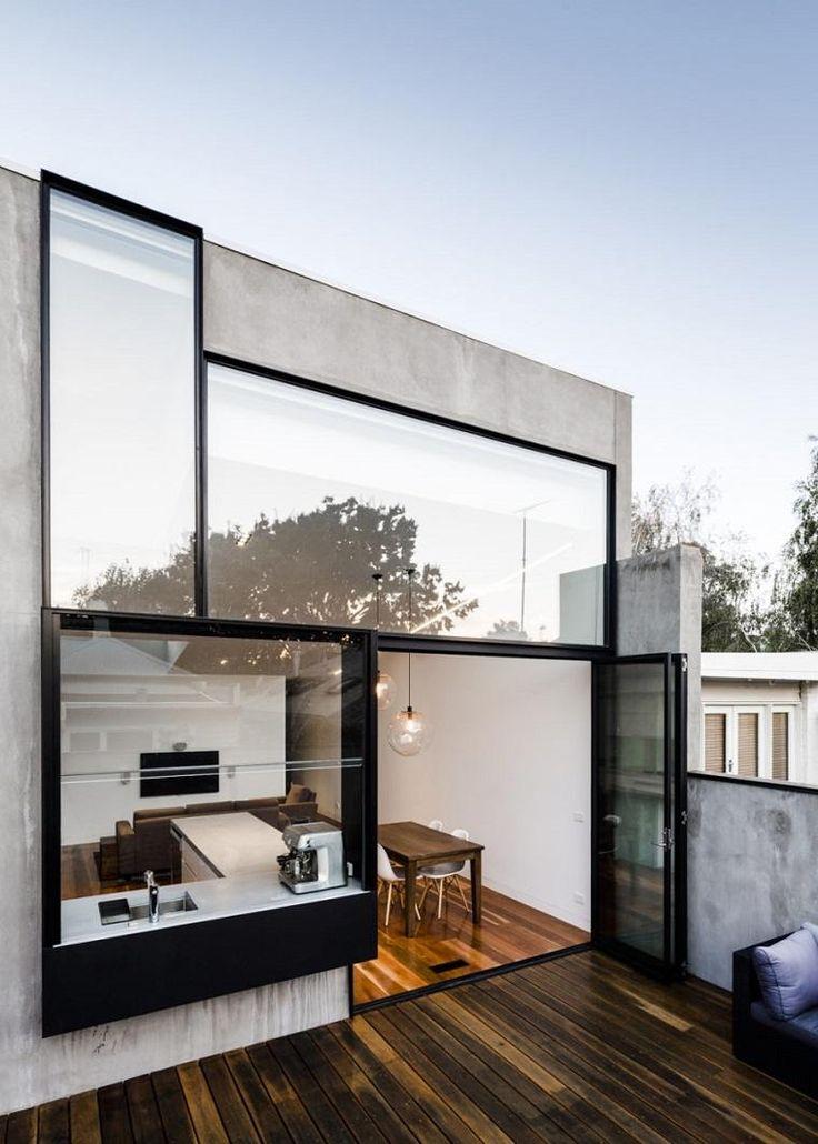 Janelas e janelas contemporâneas para o lar   – Architecture