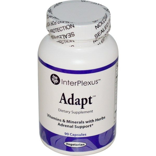 InterPlexus Inc., Adapt, 90 Capsules  #stress #formula #support #balance #management #iherb #thingstobuy #shopping #relief