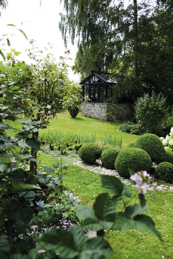Blomsterdamens hage