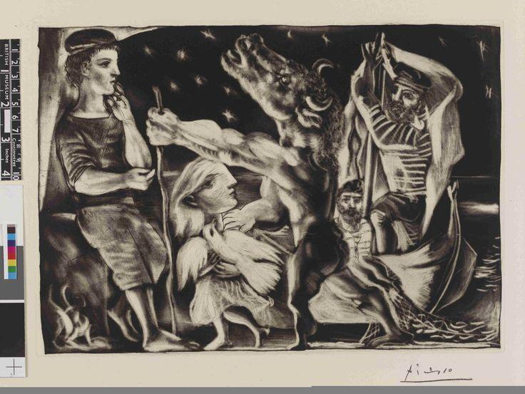 Picasso Prints: The Vollard Suite at British Museum | Bloomsbury London | London hotels | LondonTown.com