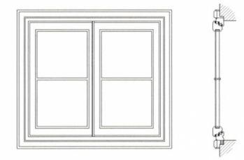 Sagome finestre di carta da ritagliare cerca con google for Disegno finestra con persiane