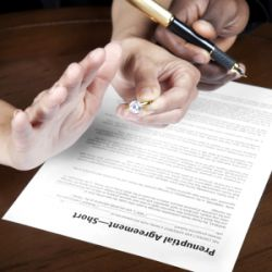 Survey Says Prenuptial Agreements Are on the Rise: The survey, administered by the American Academy of Matrimonial Lawyers, found that 63 percent of divorce attorneys had noticed an increase in prenups over the past three years. #PrenuptialAgreements #FamilyLawAttorneys  www.888bailbond.com