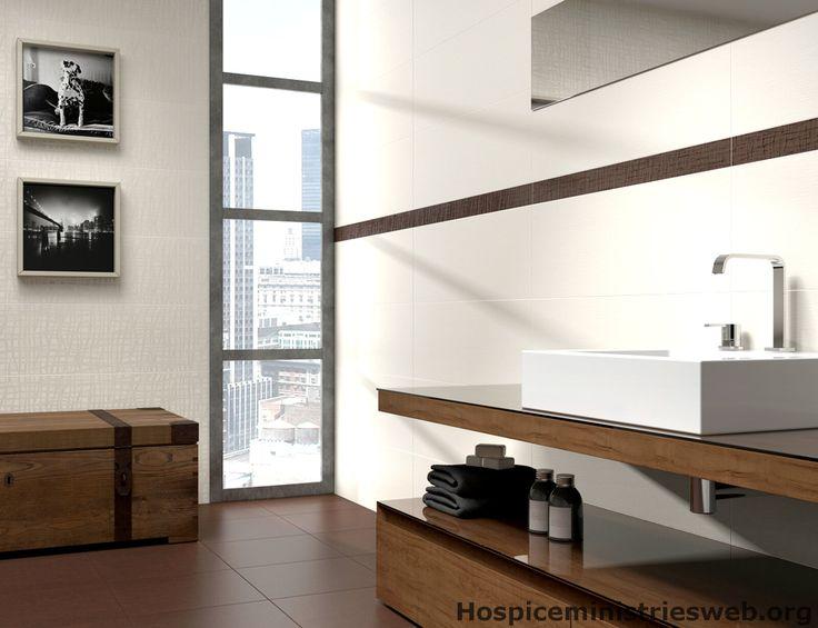 25+ Best Ideas About Badezimmer Braun On Pinterest Wohnwand Braun,  Rustikale Waschbecken And .