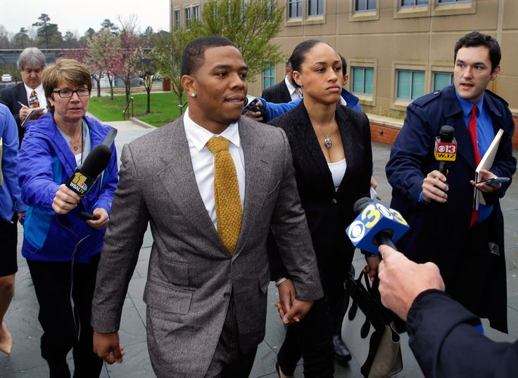 ESPN: Sept. 20, 2014 - The Ray Rice Case: Intentional misdirection, a surface investigation and how the Ray Rice and NFL domestic abuse scandal erupted