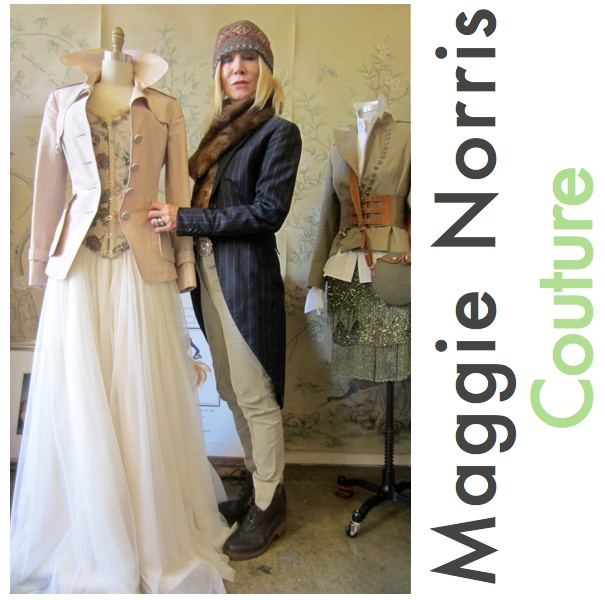 Maggie norris couture fashion