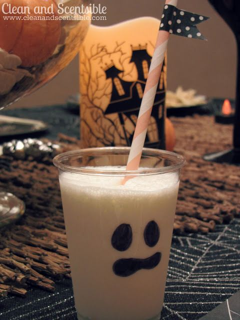 halloween healthy drinks