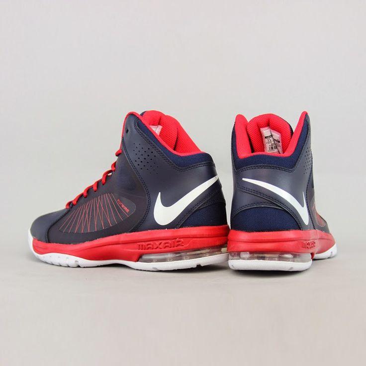 Zapatos Deportivos Nike Hombre   Botas Baloncesto nike-Tenis  #zapatillasbaloncesto #zapatosnike #tenisnike