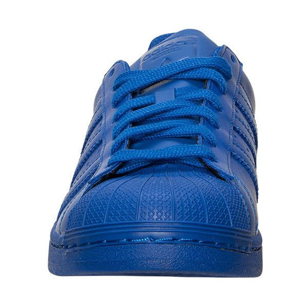 Men's adidas Superstar x Pharrell Williams Supercolor Casual Shoes ($90) ❤ liked on Polyvore featuring men's fashion, men's shoes, mens shoes and adidas mens shoes