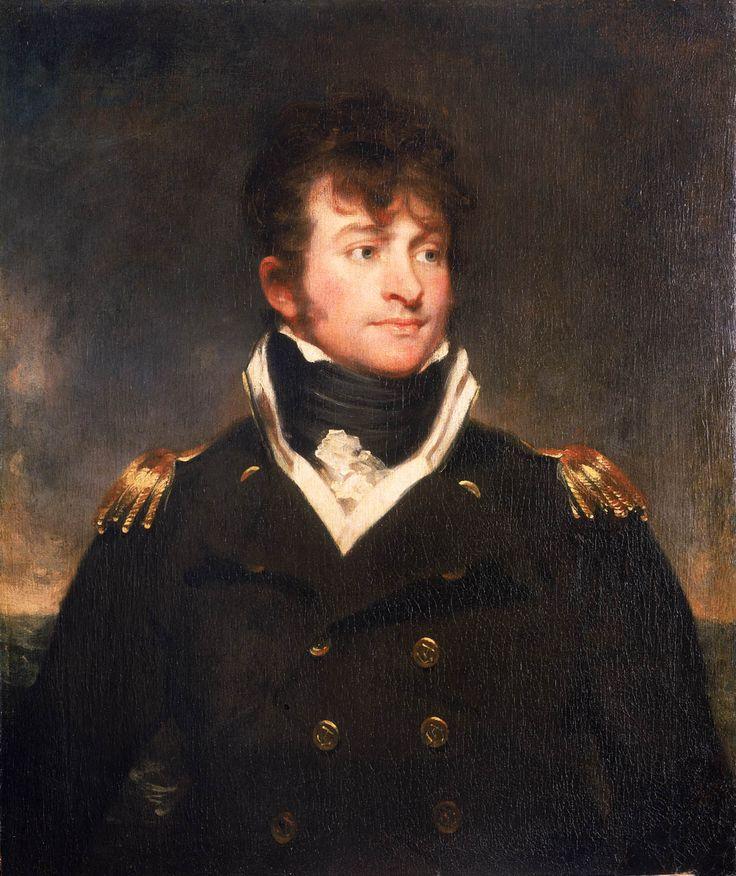 Captain Samuel Hood Linzee, (1773-1820), by Martin Archer ...